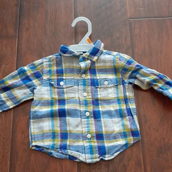 Gymboree Other - Gymboree Flannel Shirt